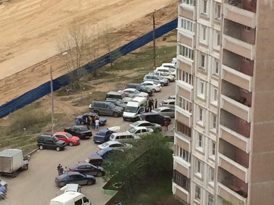 ВКанавинском районе Нижнего Новгорода дворник зарезал мужчину