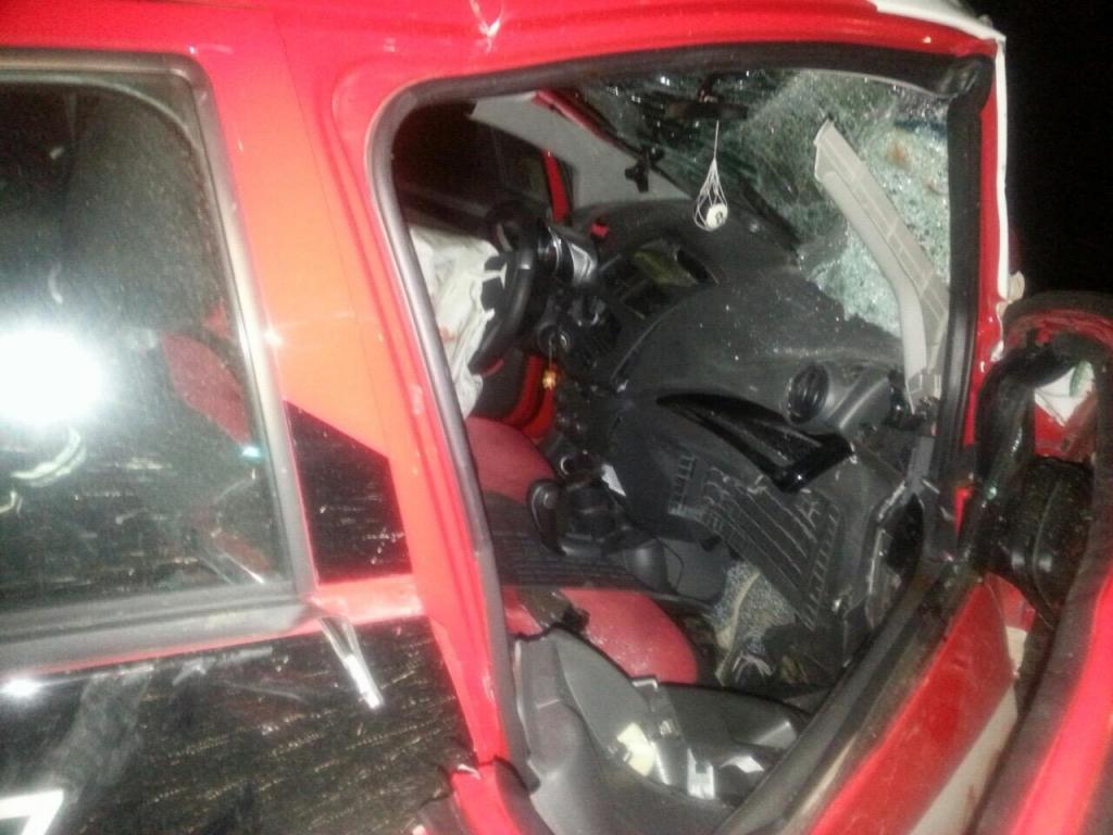 смертельная авария в Павлово