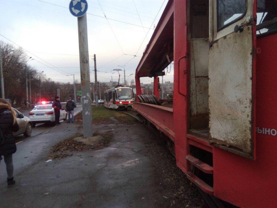 авария на Ивлиева