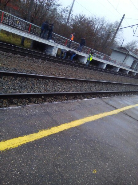 женщина попала под электричку в Нижегородской области
