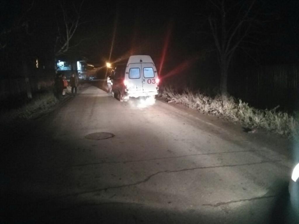 Нетрезвый шофёр насмерть сбил юного мужчину вБогородске Нижегородской области 19ноября