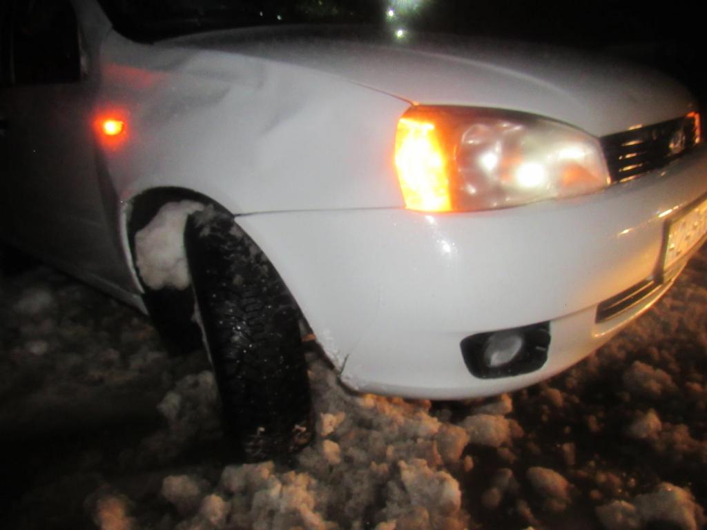 ВНижегородской области 18-летний шофёр насмерть сбил пешехода