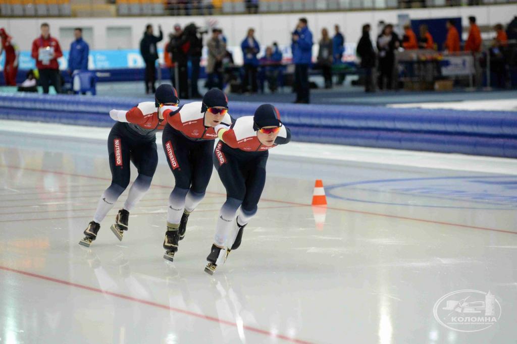 Российская Федерация заняла 2-ое место вмедальном зачете чемпионата Европы поконькобежному спорту