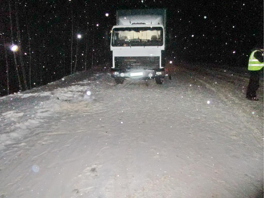 38-летний мужчина умер под колесами фуры вНижегородской области
