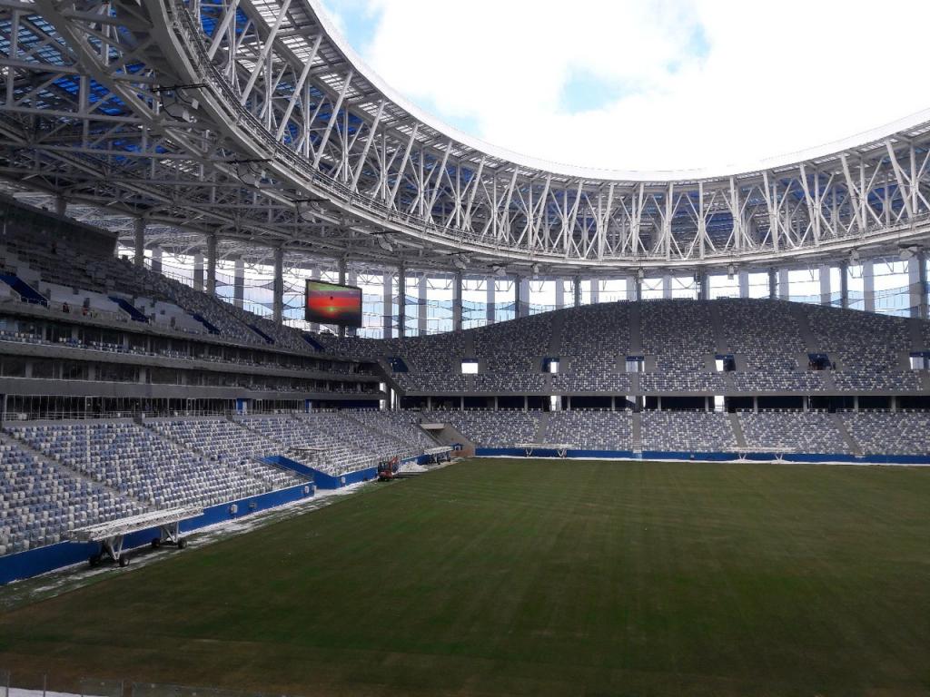 ФИФА высоко оценила готовность РФ кЧМ-2018