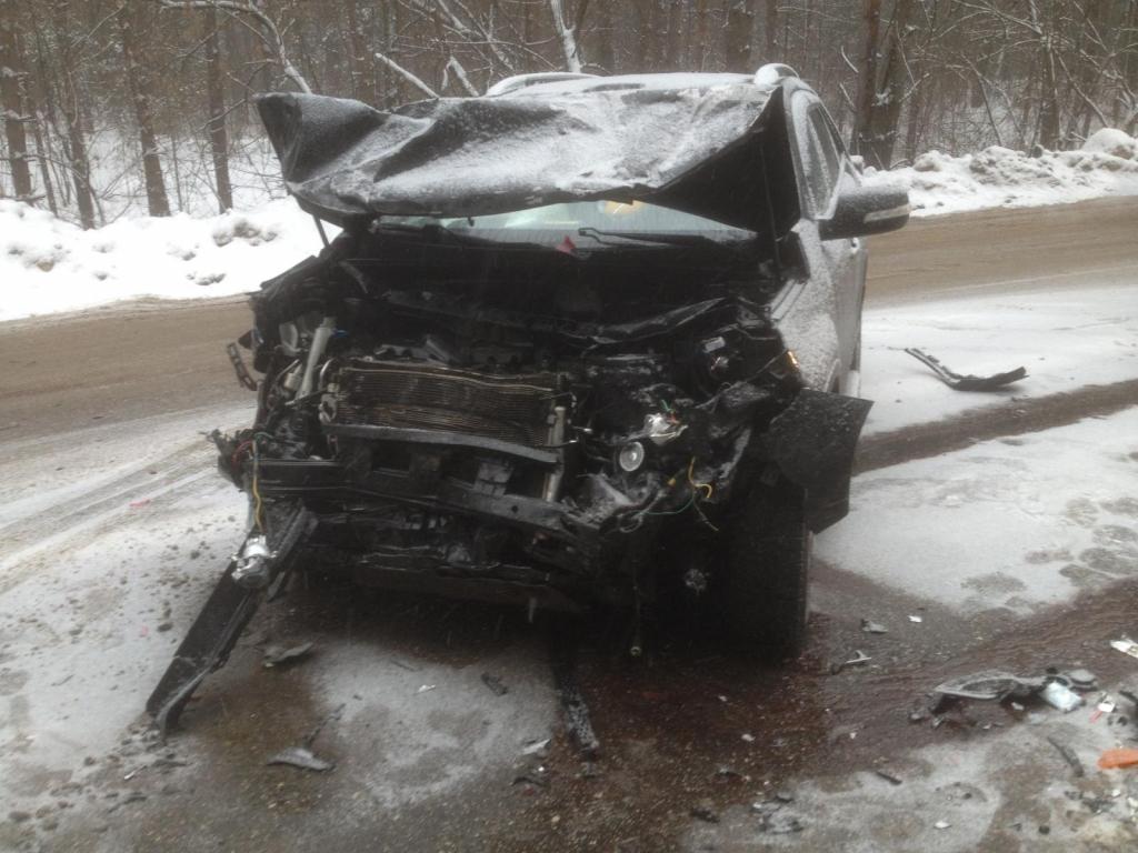 Две женщины погибли в трагедии натрассе Дзержинск— Ильино вНижегородской области