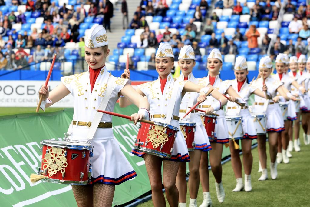 Нижегородский фестиваль уличных культур собрал 350 участников