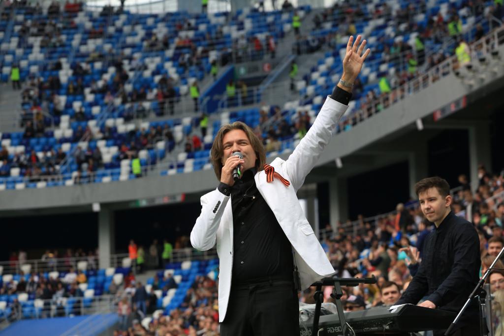 Неменее 42 тыс. человек посетили футбольный матч «Олимпиец»— «Луч-Энергия»