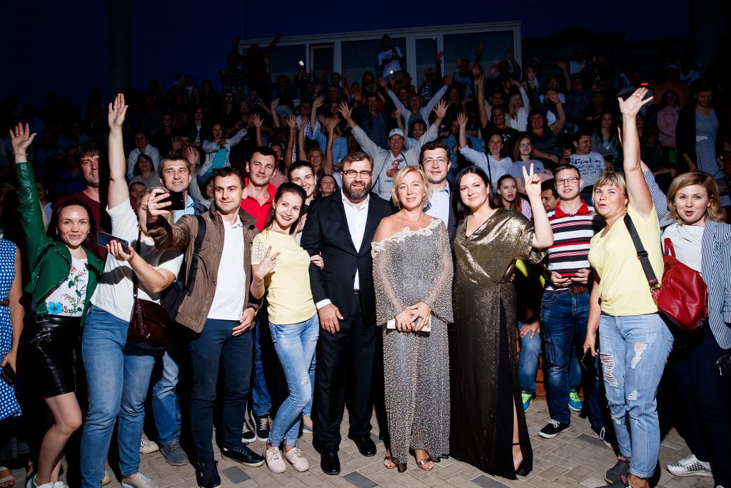 ВНижнем Новгороде стартовал III фестиваль нового русского кино «Горький fest»
