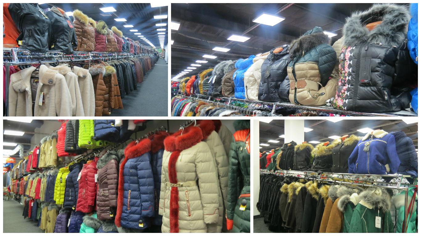Зимняя одежда в нижнем новгороде