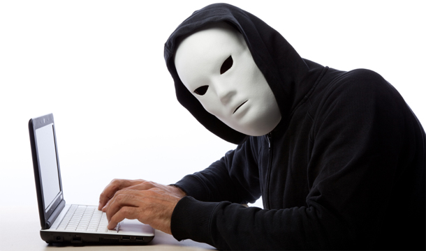 Anonymous online dating