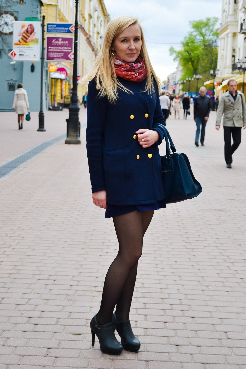 Стройные ножки на улице фото — img 1