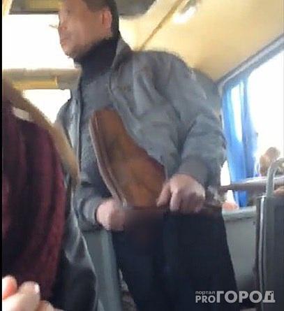 muzhskaya-drochka-v-transporte