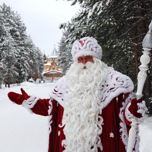 Дед мороз великий устюг из владимира