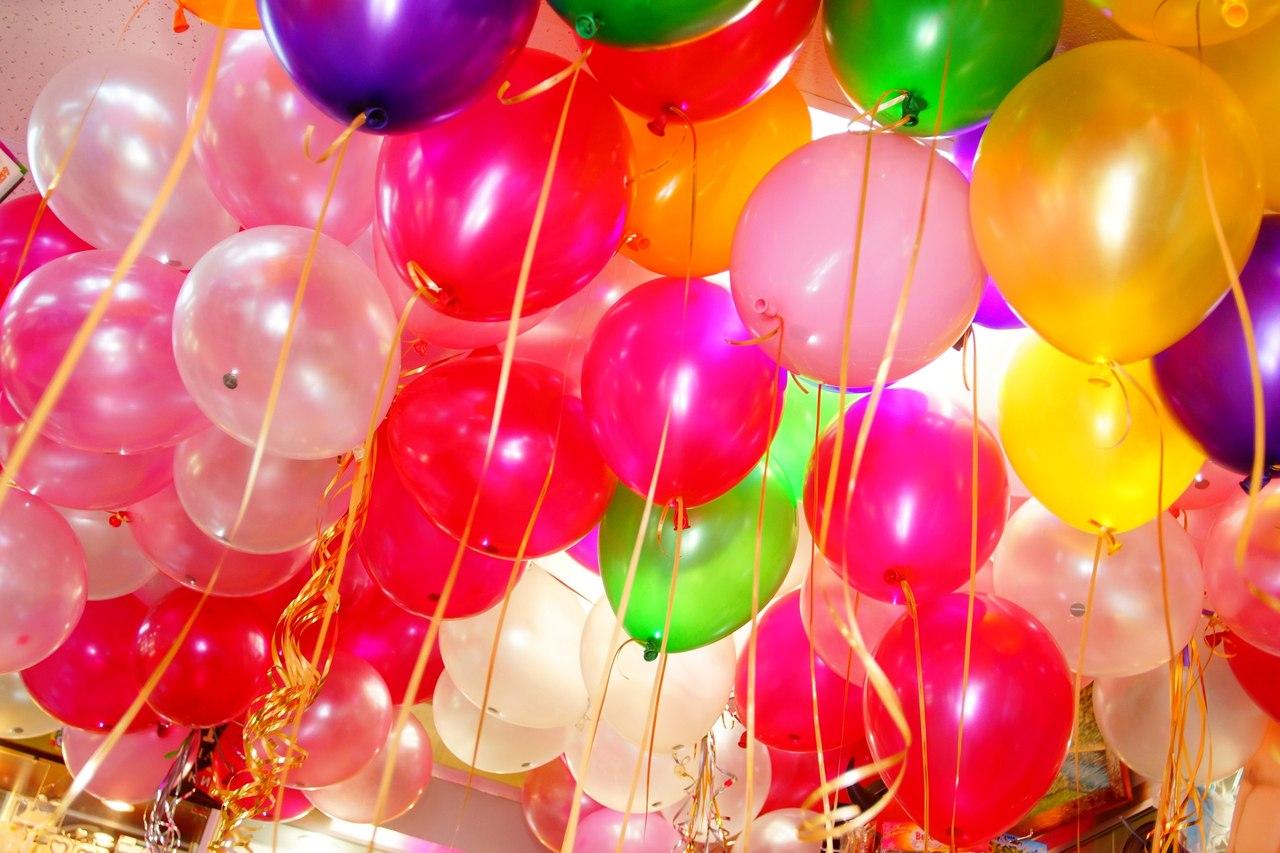 Супер тетя, поздравительные открытки с воздушными шарами
