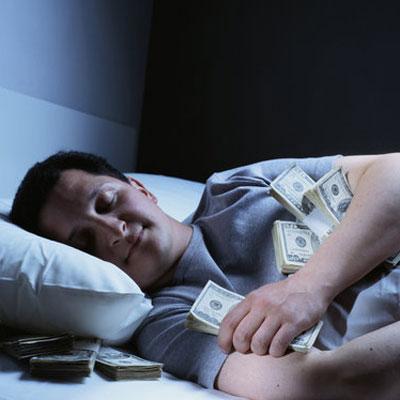 Сниться деньги прятать