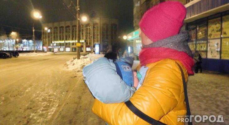 Беременным нижегородкам и молодым матерям увеличили пособия