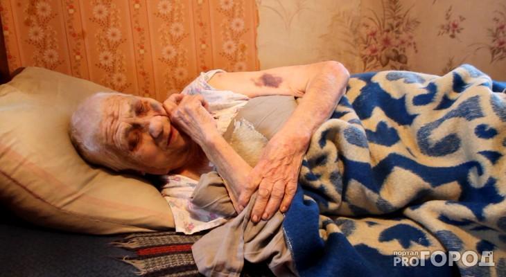 """Бабушка, зверски избитая правнуком: """"Ванечка очень хороший, я не хочу, чтобы он сидел в тюрьме"""""""