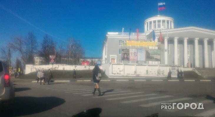 В Дзержинске из-за угрозы взрыва оцепили Дворец культуры