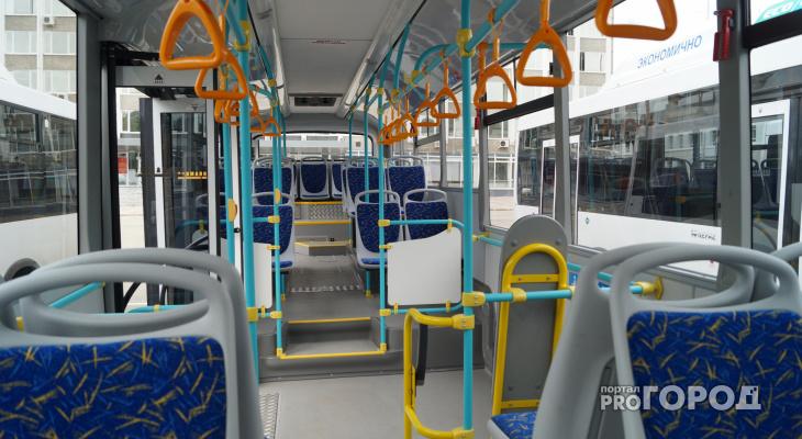 Новая схема транспорта в нижнем новгороде