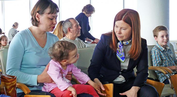 В Нижнем создадут специальный центр для детей с ДЦП