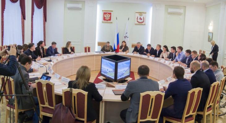 При Общественной палате Нижнего Новгорода будет создан горсовет