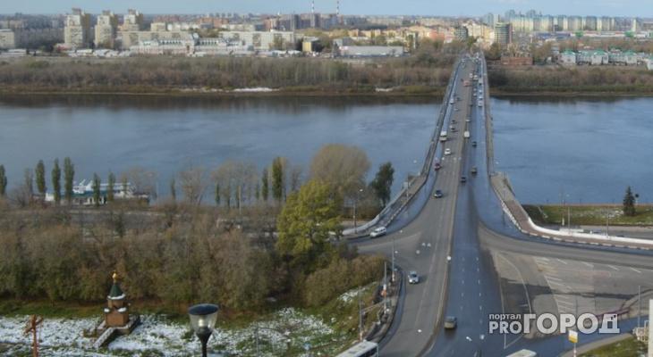 На украшение нижегородских мостов к ЧМ-2018 потратят 3,3 миллиона рублей