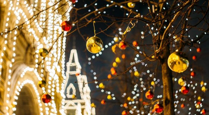 Как нижегородцы встретили Новый год: подборка праздничных фото