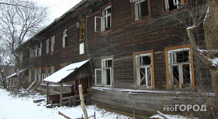 Нижегородские активисты добились ремонта в домах для переселенцев