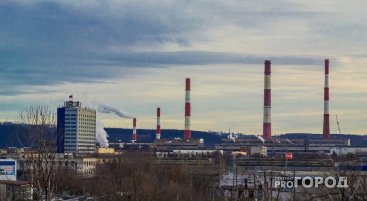 В Нижегородской области не установлено загрязнения воздуха