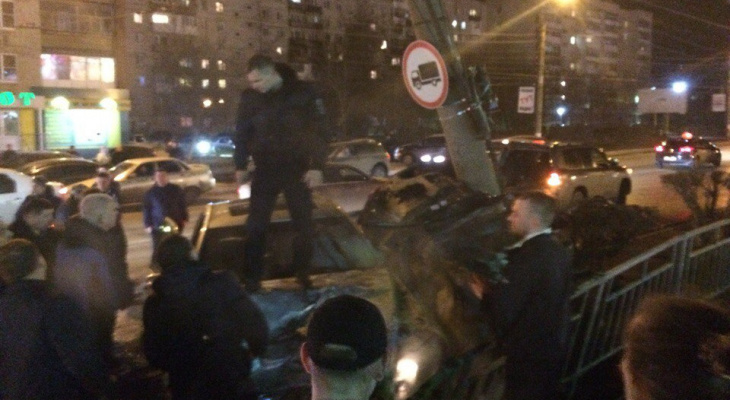 Новые подробности смертельной аварии в Дзержинске: «Майбах» принадлежит сыну депутата?