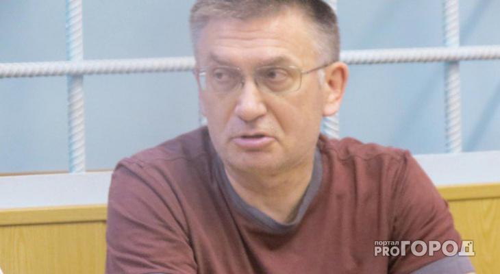 Арестован бывший заместитель главы Нижнего Новгорода Владимир Привалов