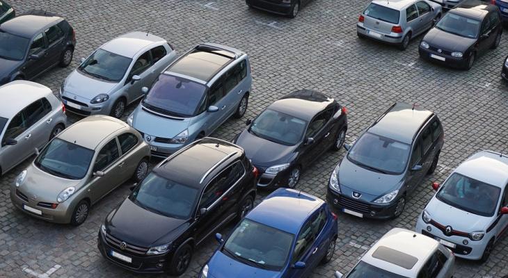 В центре Нижнего Новгорода изменится способ парковки автомобилей