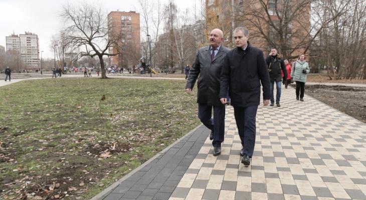 Мэр Нижнего Новгорода предложил жителям Автозавода выбрать название сквера на Прыгунова