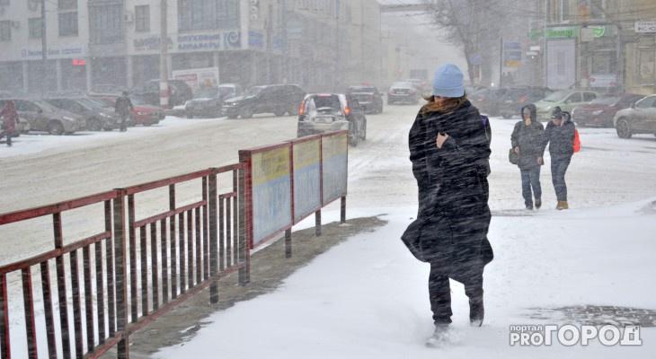 Прогноз погоды на 9 ноября в Нижнем: снег идет непрестанно