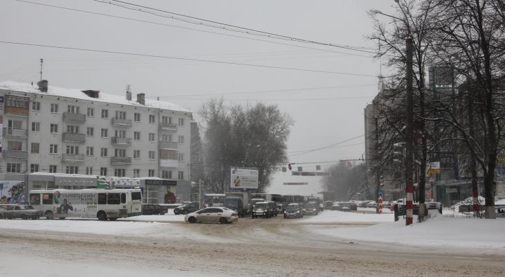 Тихо падает снежок, то зима пришла: погода в Нижнем Новгороде на 28 ноября