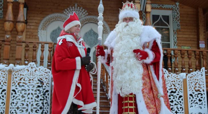 Нижегордцы встретятся с Дедом Морозом из Великого Устюга 7 декабря