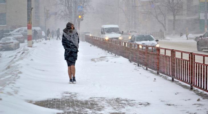 Экстренное предупреждение МЧС: резкое понижение температуры в Нижнем