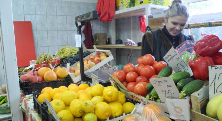 Говядина, куриные яйца и морковь подешевели в Нижегородской области