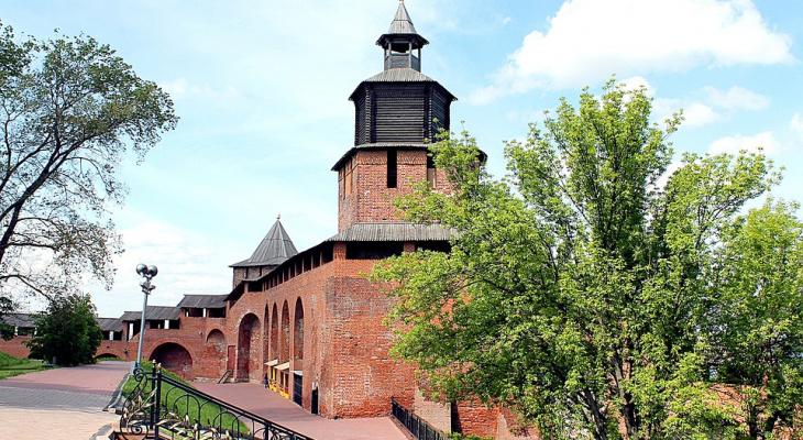 На ремонт нижегородского кремля власти потратит 49 миллионов рублей