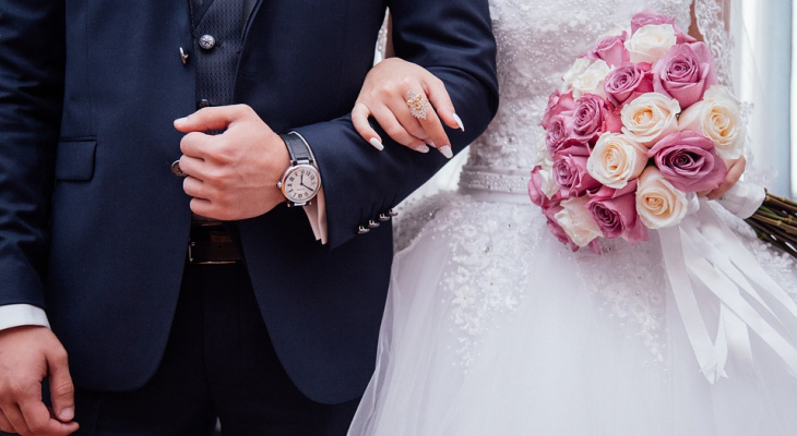 Влюбленные нижегородцы смогут зарегистрировать брак на Красную горку