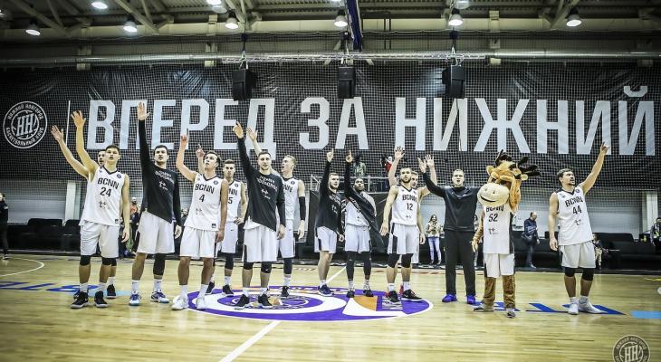 БК «Нижний Новгород» пригласил супергероев на матч с ЦСКА