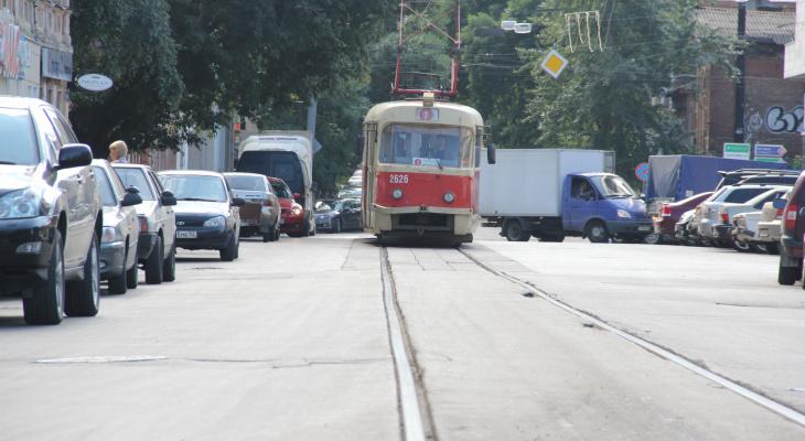 Движение трамвая №2 в Нижнем Новгороде временно изменится
