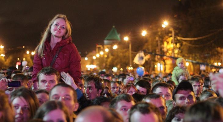 Празднование Дня города в Нижнем Новгороде предложили перенести на август