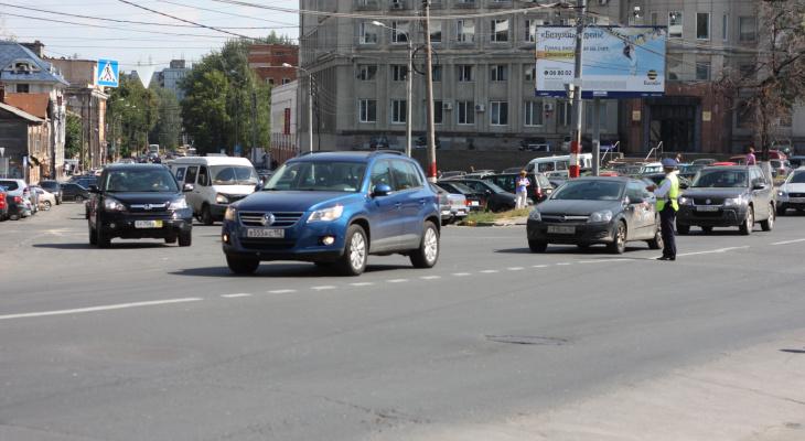 ГИБДД предлагает увеличить в шесть раз штраф за превышение скорости