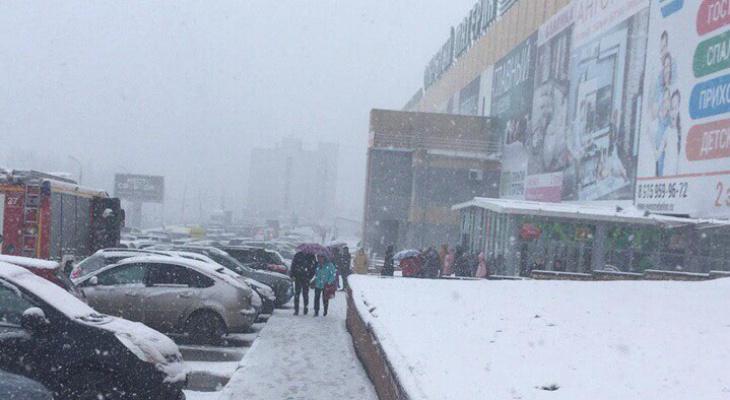 В Нижнем Новгороде эвакуировали ТЦ «Открытый материк»