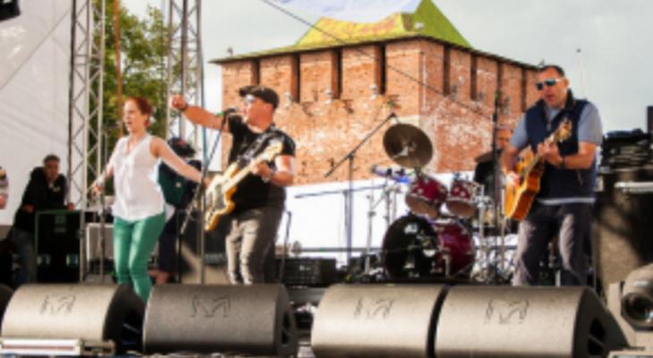 Названа дата проведения музыкального фестиваля «Рок чистой воды» в Нижнем Новгороде