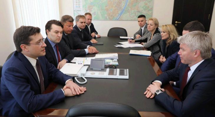 Глеб Никитин и Павел Колобков обсудили проведение форума «Россия - спортивная держава»