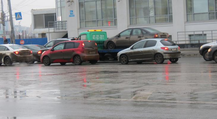 В Нижнем Новгороде могут появится платные перекрестки (ОПРОС)