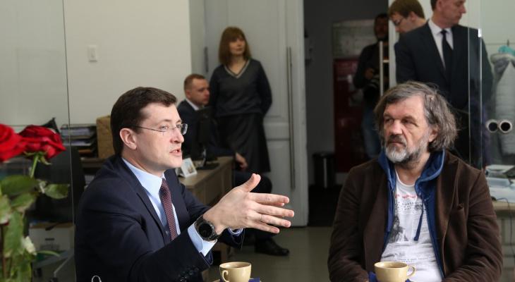 Режиссер Эмир Кустурица станет послом на праздновании 800-летия Нижнего Новгорода
